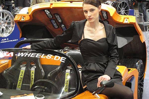 Тюнинг-автошоу в Эссене Essen Motorshow