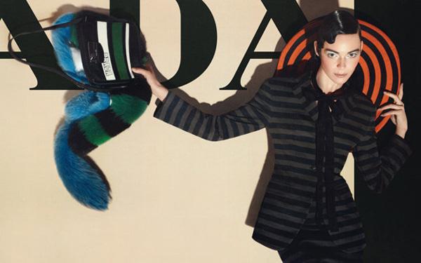 Весенне-летние кампании Prada 2011