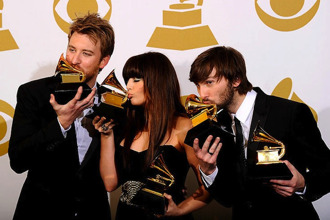Музыкальная премия Grammy Awards 2011