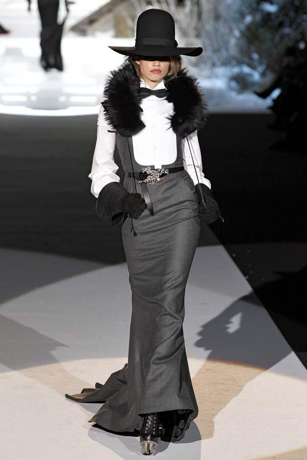 Неделя моды в Милане: DSquared2 Fall 2011