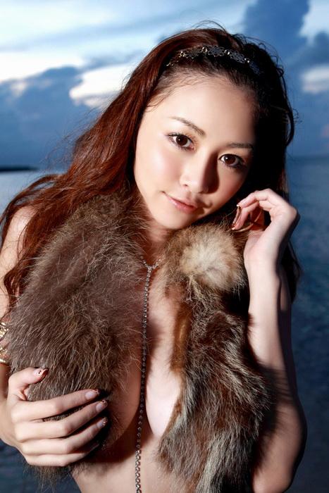 Фотосессия известной японской модели Анри Сугихара Anri Sugihara