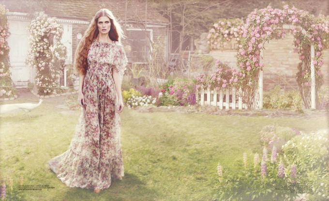 Фотосессия в Vogue Turkey