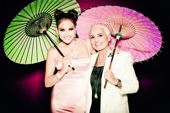 Дженифер Лопес Jennifer Lopez для TOUS