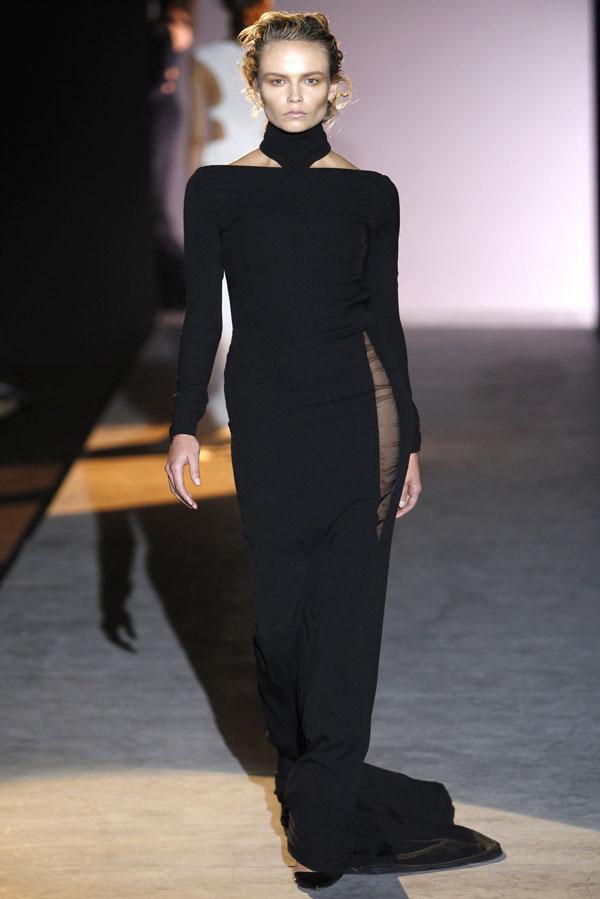 Неделя моды в Париже: Hakaan Fall 2011