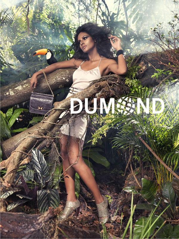 Рекламная кампания Dumond осень/зима 2011
