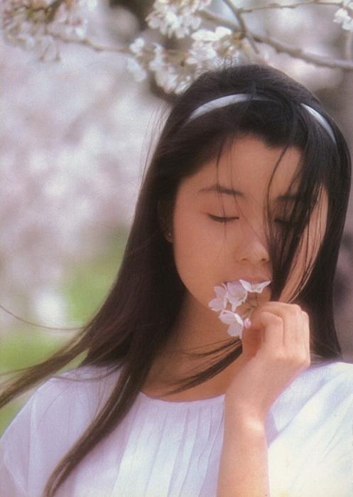 Новые фото японской модели Tezuka Satomi.