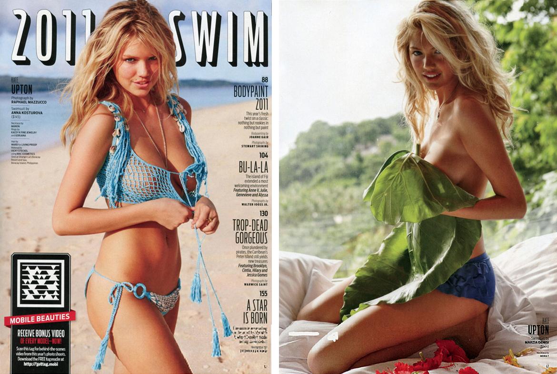 И снова фото Kate Upton для Sports Illustrated 2011