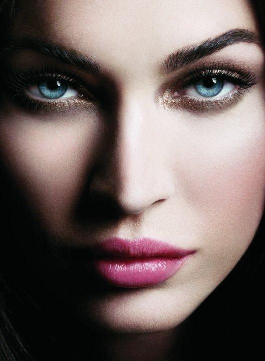 Меган Фокс для Elle China и рекламы Armani.