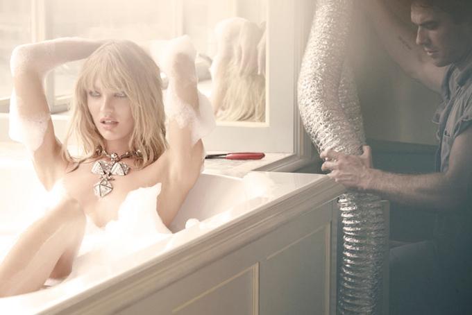 Спокусниця Кендіс Свейнпоул. Фото Candice Swanepoel.