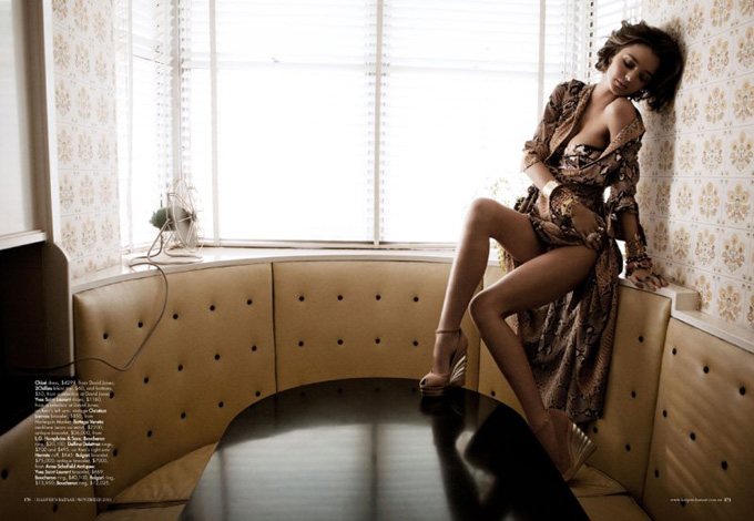 Янголи Victoria `s secret в осінньому глянці. Фото Miranda Kerr та Candice Swanepoel