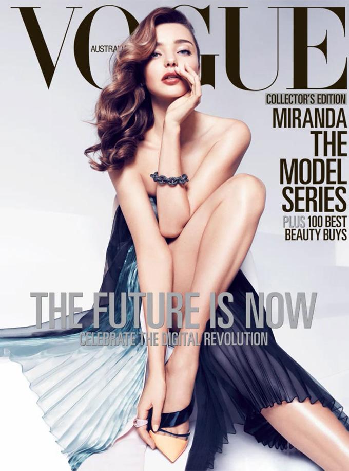 Міранда Керр в Vogue Australia. Фото супермоделі Miranda Kerr.