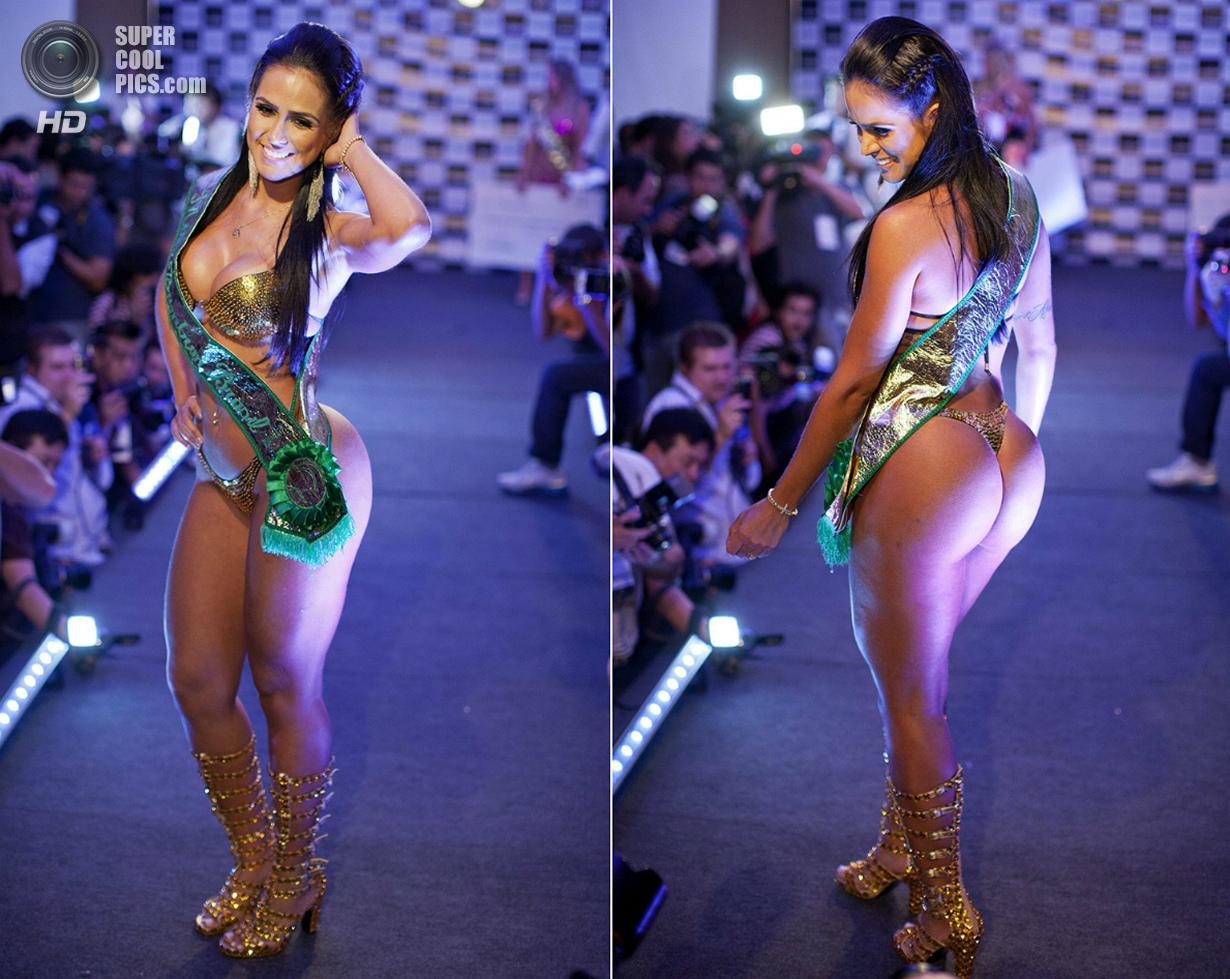 Фінал конкурсу краси Miss Bumbum Brasil 2013. Фото Miss Bumbum Brasil 2013