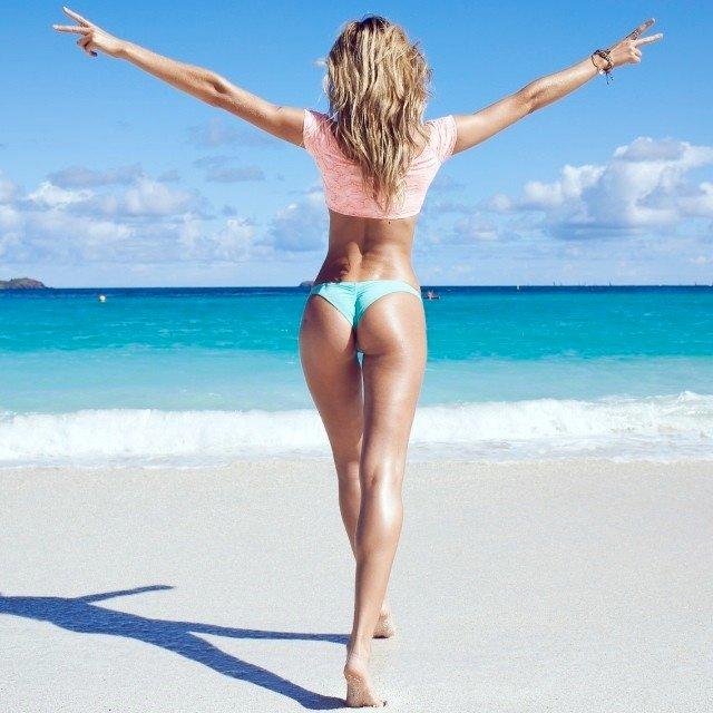 Бекстейдж зі зйомок каталогу Victoria's Secret. Фото моделей Victoria's Secret