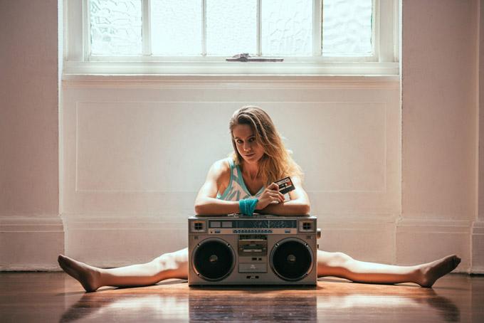Фотосессия девушек в C–Heads Magazine. Фото David Hauserman