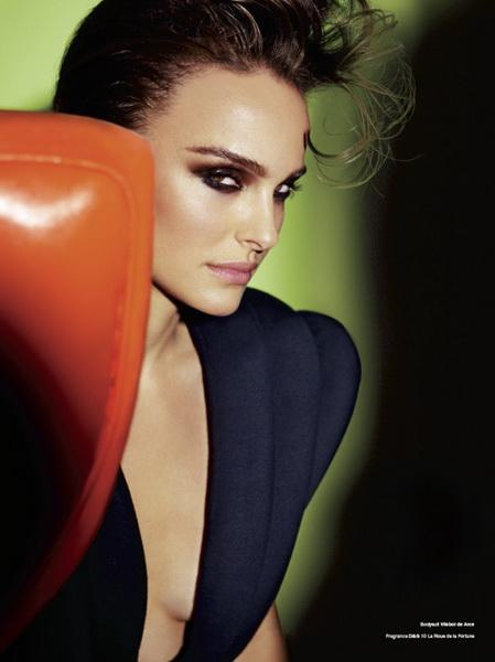 Натали Портман Natalie Portman для V Magazine