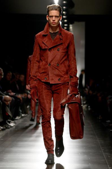 Неделя мужской моды в Милане. Показы от DSquared2, Gucci, Dirk Bikkembergs, Alexander McQueen, Z Zeg