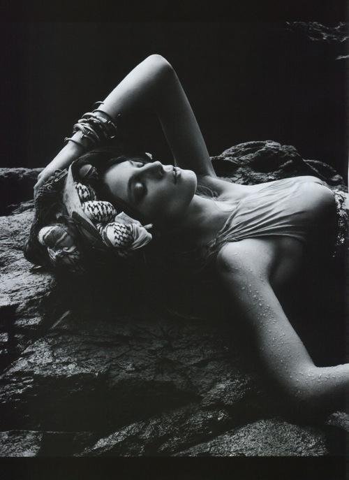 Канадская топ-модель Дарья Вербови Daria Werbowy.