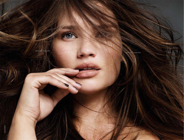 Модель Тара Линн Tara Lynn для французского Elle