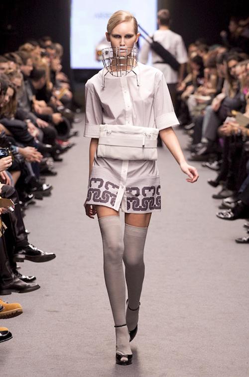 Показ Arsenicum на Aurora Fashion Week