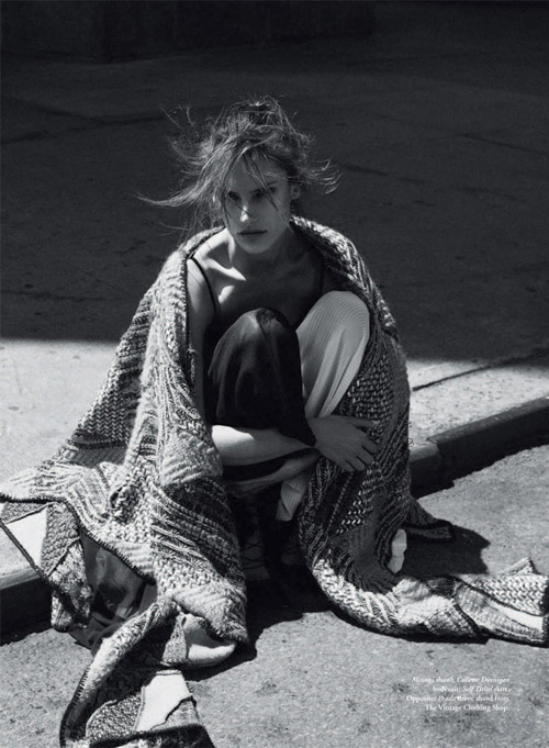 Алессандра Амбросио  Alessandra Ambrosio в Нью Йорке