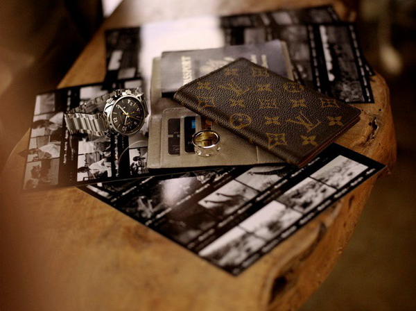 Дри Хемингуэй Dree Hemingway в рекламе Louis Vuitton
