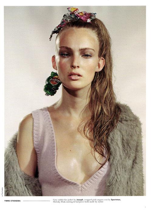 Блондинки мира моды в POP