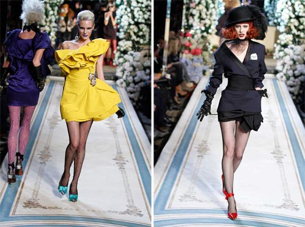 Показ моды H&M by Lanvin