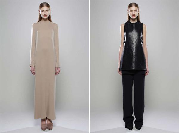 Calvin Klein показал коллекцию Pre-Fall 2011