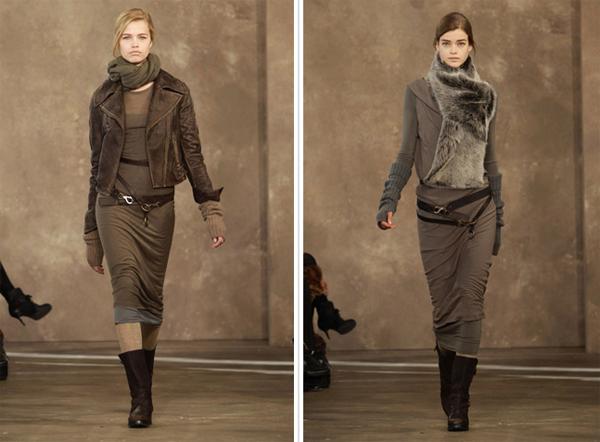 Коллекция pre-fall 2011 от Donna Karan