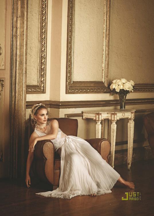 Натали Портман Natalie Portman в Vogue