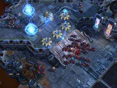 Анонсирован StarCraft II