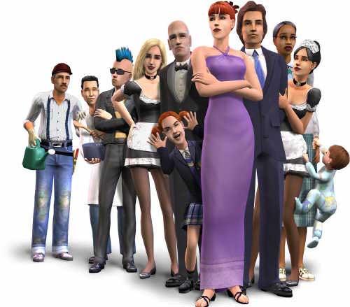 Скоро выйдет третья часть игры Sims
