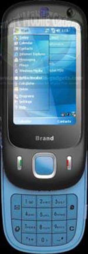 Коммуникатор htc p5500 touch dual