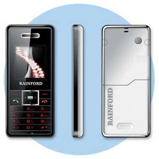 Днепропетровская корпорация Rainford начала выпуск мобильных телефонов