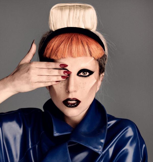 Lady Gaga Леди Гага в i-D
