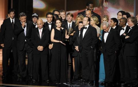Лучший комедийный сериал — «30 Rock».