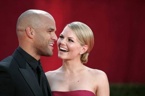 Амори Ноласко (Amaury Nolasco) из «Prison Break» и Дженнифер Моррисон (Jennifer Morrison) из «House».