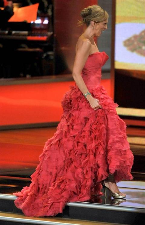 Лучшая актриса комедийного сериала — Тони Коллетт United States Of Tara.