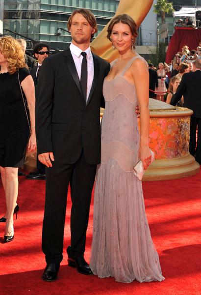 Джесси Спенсер из «House» и Луиза Гриффитс.