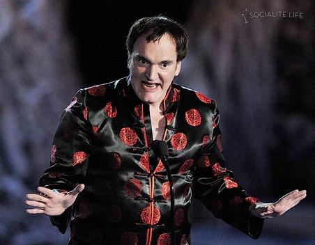 Квентин Тарантино Quentin Tarantino