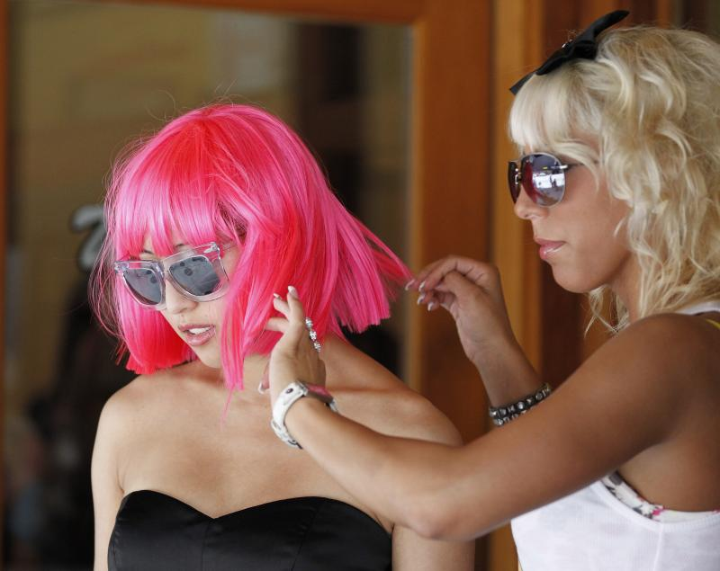 Конкурс на лучшую Леди Гагу в Чикаго