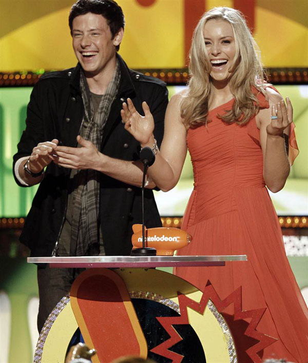 Церемония Nickelodeon Kid's Choice Awards 2011