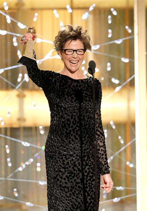 Золотой глобус 2011 вручение премии