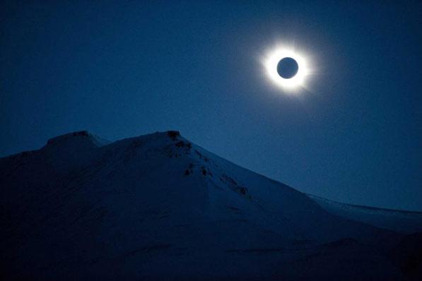 Лучшие космические снимки по версии журнала Time уходящего 2015 года