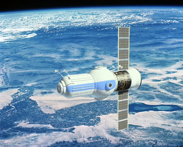 Частный космический отель