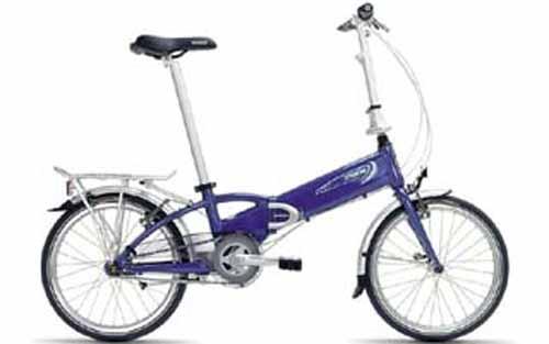 Складной велосипед (Folding bike)