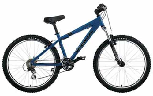 Горный велосипед (MTB, ATB, mountain bike, all-terrain bike)
