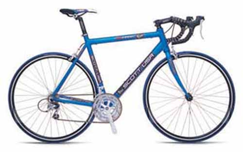Шоссейный велосипед (road bike, road racing bike)