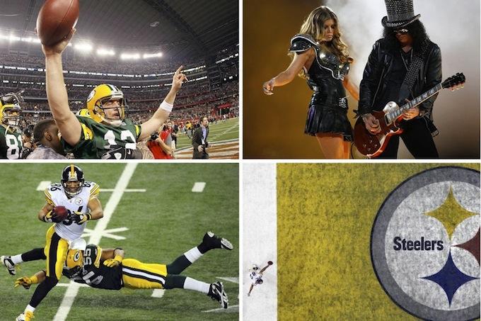 Суперкубок-2011 / Super Bowl XLV