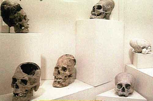 Уникальная коллекция пришельцев Марка Моргана